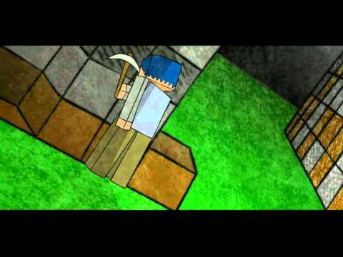 ����� - Minecraft Animation [Russian] videomine.ru konets-minecraft-animation-russian ��������� �������� ������� �� �������