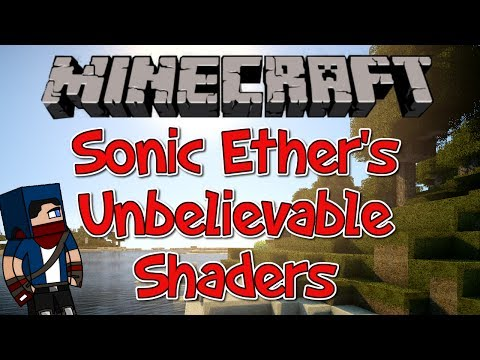 Sonic Ether's Unbelievable Shaders v10 Обзор HD sonic-ether системные требования sonic ethers unbelievable shaders videomine.ru sonic-ether-s-unbelievable-shaders-v10-obzor-hd