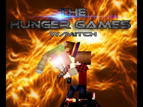 Minecraft Hunger Games - w/Mitch! Game 13 - CHAMPION OF THE WORLD!