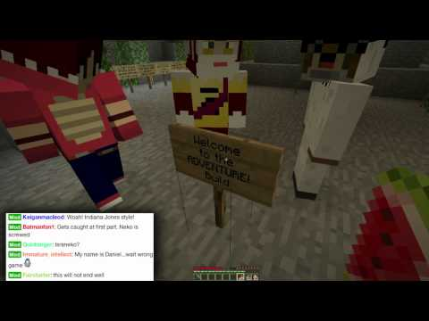 The Lost Ark! - Minecraft AWESOME! Adventure! - Part 2