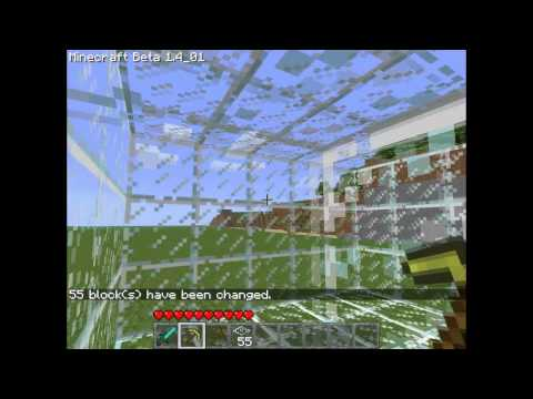 Minecraft WorldEdit Tutorial #1 [Rus] minecraft выключить свет worldedit майнкрафт worldedit videomine.ru minecraft-worldedit-tutorial-1-rus