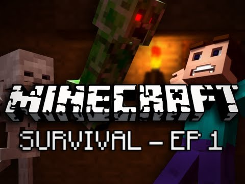 Minecraft: Survival Let's Play Ep. 1 - A Journey of Plural Heroes скачать Minecraft: Survival Let's Play Ep. 1 - A Journey of Plural Heroes