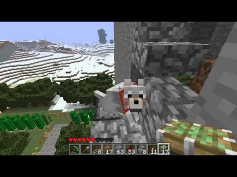 Let's Play Minecraft - 74 - ���� �.1/2 videomine.ru let-s-play-minecraft-74-lift-ch-1-2 ��������� ������� �������� ������ ����� ��������� ���������