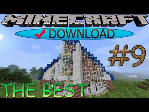 ����� ������ ���� � minecraft - ������ 9   DOWNLOAD ������� hi-tech ��� ��� minecraft ������ ���� � ��������� ��������� ���� � ����� ��� ���