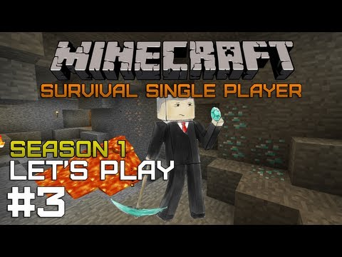 Minecraft #3 - В поисках крепости [Let's Play] ttyh minecraft