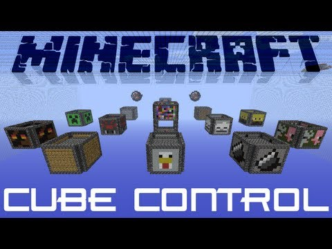 Minecraft: Cube Control (PvP Bed Wars) игра на карте Cube Control minecraft cube control rus videomine.ru minecraft-cube-control-pvp-bed-wars