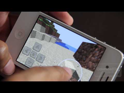 Minecraft Pocket Edition iPhone & iPad minecraft - pocket edition ipad форум minecraft на ipad minecraft 0.5.0 скачать на айфон