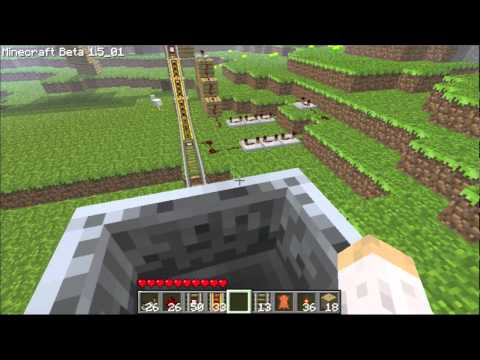 Minecraft - Best Roller Coaster ever - 1.5_01