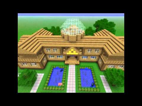 top 5 ����� � Minecraft http://www.planetminecraft.com/project/mansionmanor/ ������� ����� �� ��������� beach town project videomine.ru top-5-domov-v-minecraft