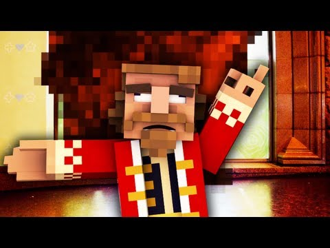 """Where Them Mobs at"" - A Minecraft Parody of David Guetta's Where Them Girls At (Music Video)"