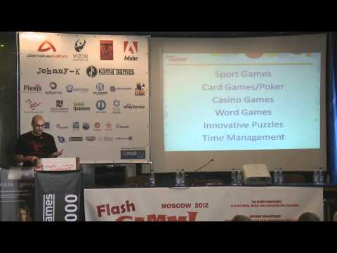 Система EasyLicense от FGL (Flash GAMM Moscow 2012)